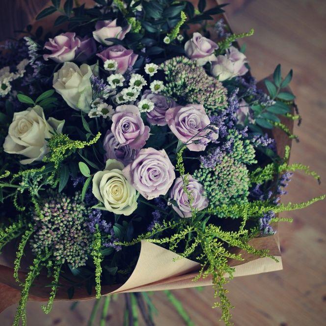 Vázaná kytice