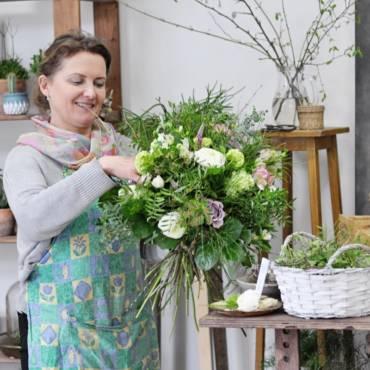 Za týden floristkou