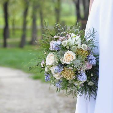 Svatby a svatební kytice