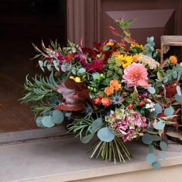 Za rok profi floristkou
